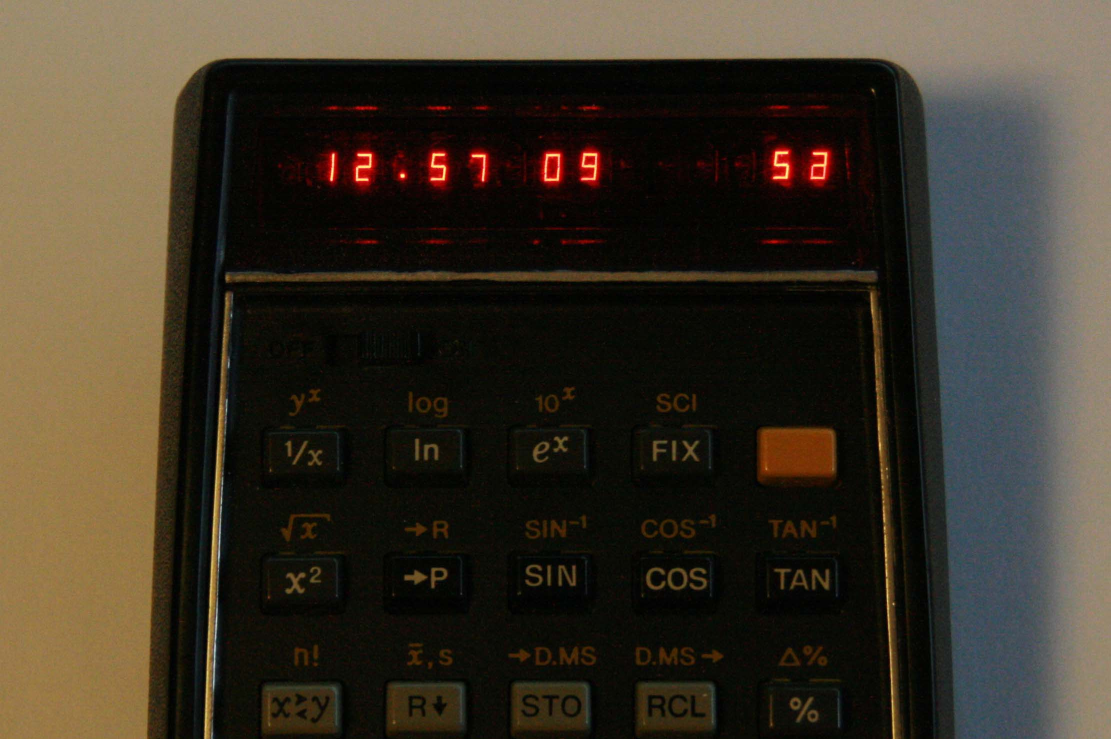 HP45 timer